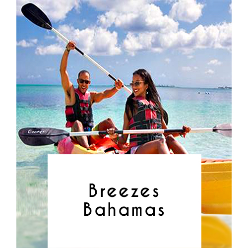 Breezes Resort, Bahamas