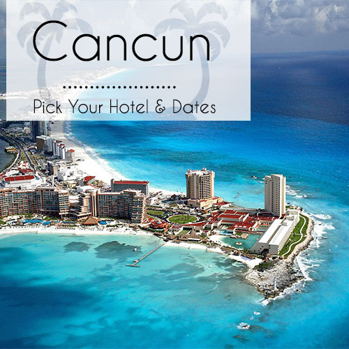Travel now pay later to cancun mx for Travel now pay later vacations