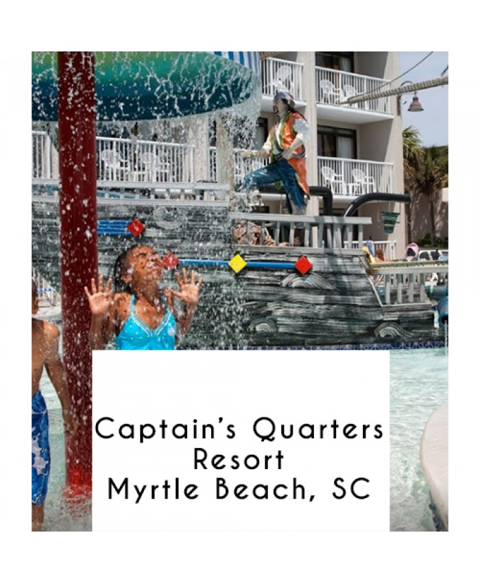 Captain's Quarters Resort, Myrtle Beach, South Carolina
