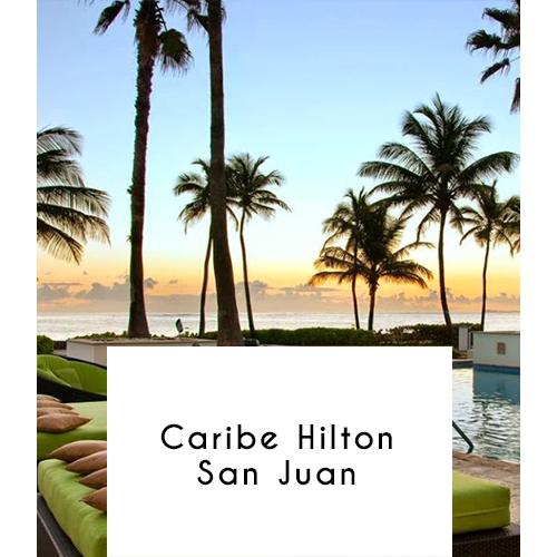 Caribe hilton san juan travel now pay later for Travel now pay later vacations