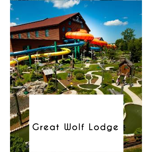Great Wolf Lodge, Various Locations Across North America