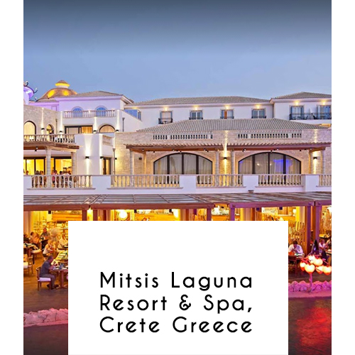 Mitsis Laguna Exclusive Resort and Spa, Chersonisos, Greece