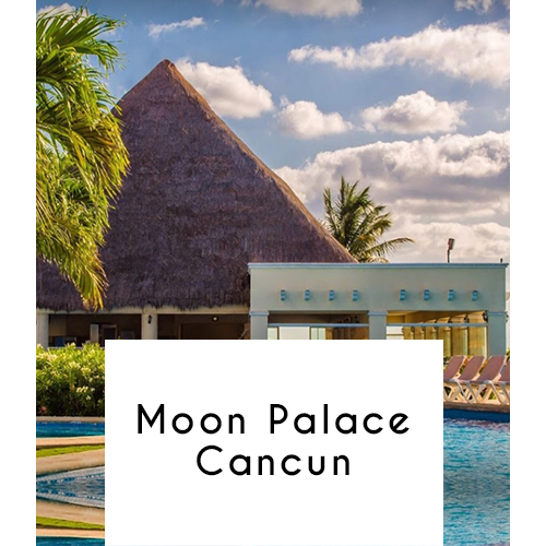 Moon Palace Cancun, Mexico