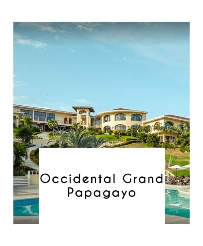 Occidental Grand Papagayo Resort, Costa Rica