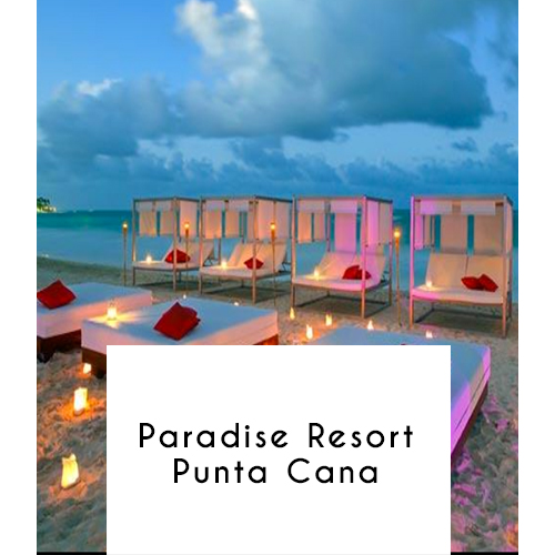 Paradisus Punta Cana Resort, Dominican Republic
