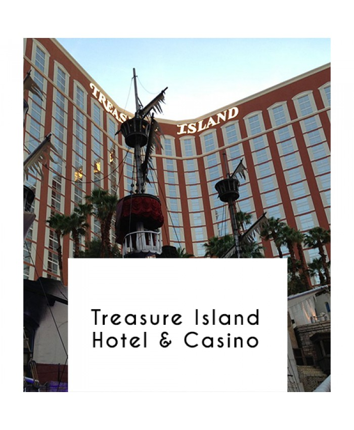 Treasure Island Hotel & Casino, Las Vegas, Nevada.